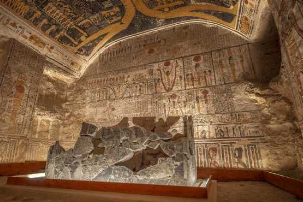 Excursies Egypte luxor Prive excursie vanuit Safaga haven