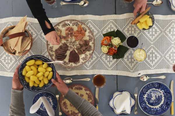 Visit Innherred Lokalmatsafari på Røros