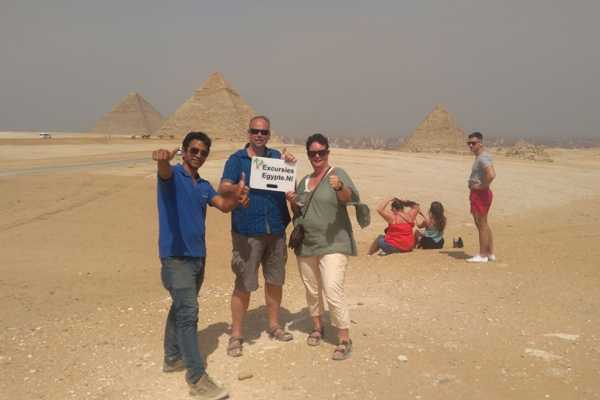 Excursies Egypte Cairo and Luxor Tour two tours from Safaga