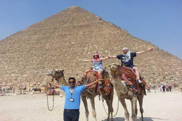 Excursies Egypte Voyage de deux jours au Caire au départ de Charm el-Cheikh en avion
