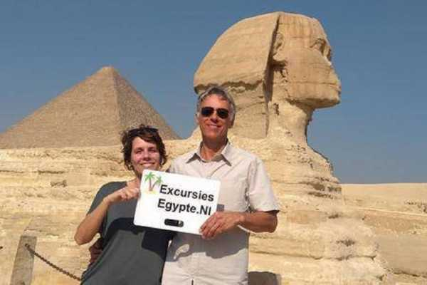 Excursies Egypte Cairo day trip from portghalib by Flight