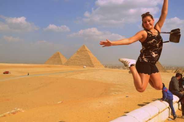 Excursies Egypte Enjoy Full-Day Tour from Hurghada to Cairo