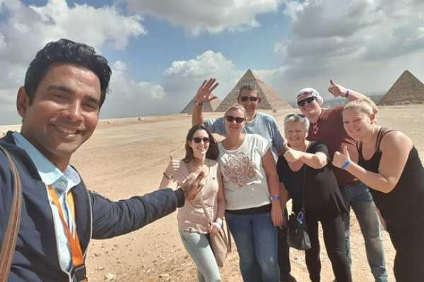 Excursies Egypte Cairo Prive twee daagse excursie Met Nederlandstalige gids