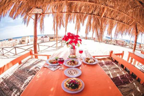 Marsa alam tours Paradise Island Snorkeling Trip from  Hurghada