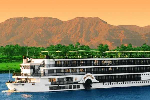 Marsa alam tours 8 Day Nile Cruise from Luxor | Royal Princess