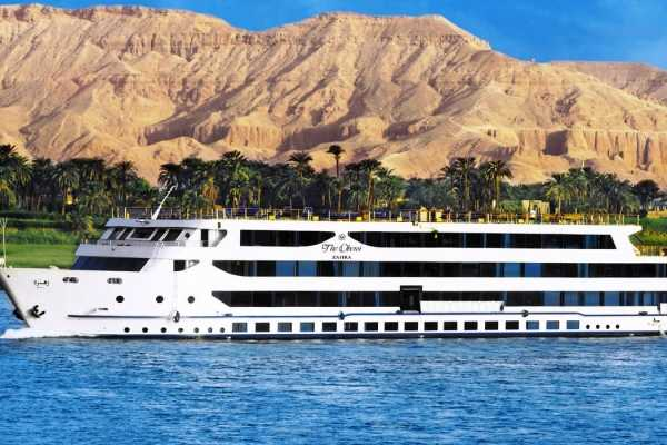 Excursies Egypte 5 days Nile Cruise tour from Hurghada