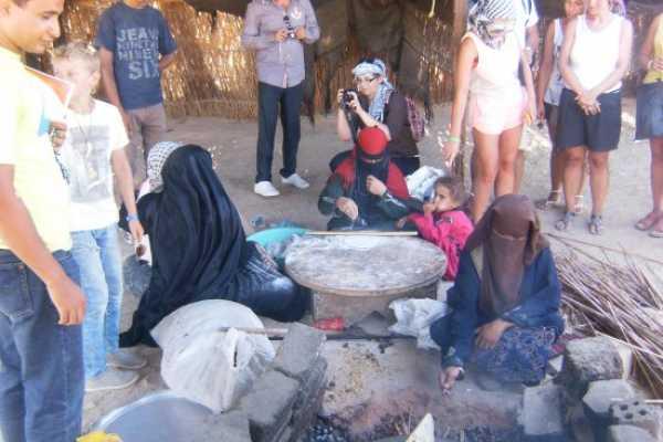 Marsa alam tours Super Safari tour From Hurghada