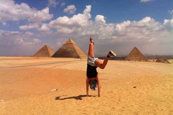 EMO TOURS EGYPT Cairo Adventure Tours Visit Giza Pyramids then enjoy the ATV Quad Bike Ride in Desert