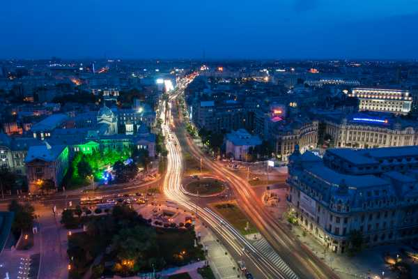 Bucharest by Night - shared - 1.5 hours