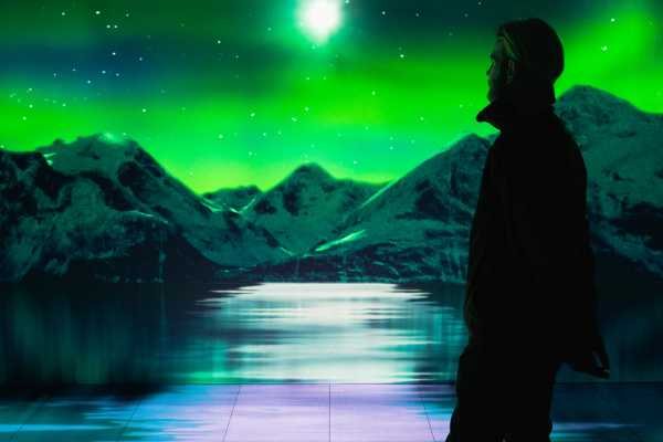 Northern Lights Xperium in Oslo, Norway