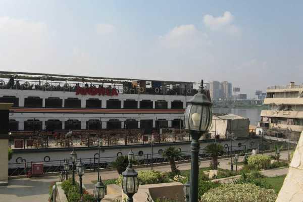 Marsa alam tours Kairo Night Dinner Cruises auf Andrea Memphis
