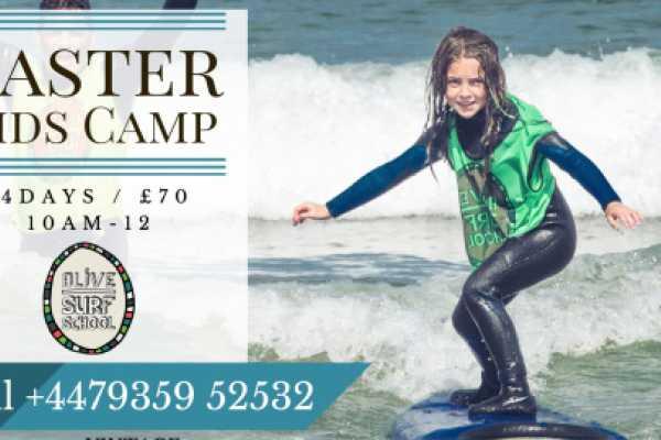 Easter Kids Camp 2019