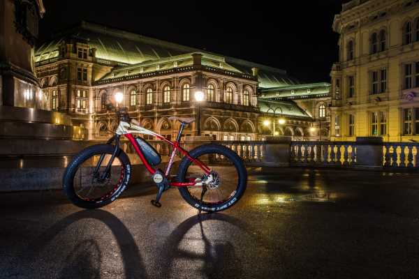 Vienna Explorer - Tours and Day Trips Electric Fatbike