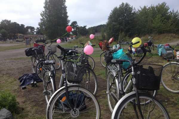Aktiv Skärgård Cykelaktivitet