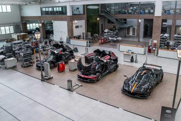Modenatur MVF/ Pagani Visita guidata fabbrica e museo