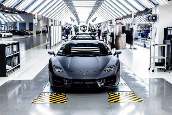 Modenatur MVF/ Lamborghini visita guidata della fabbrica