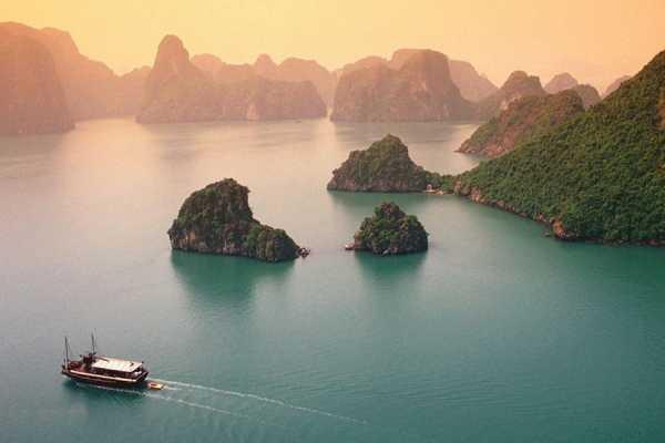OCEAN TOURS Lanha Bay One Day Cruise