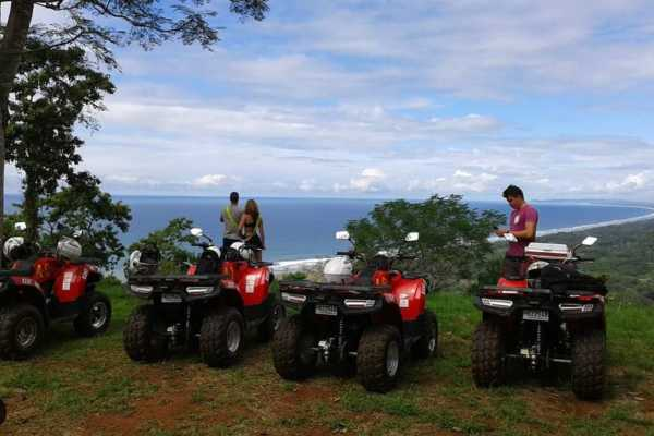 Uvita Information Center ATV Monkeyride from Dominical Beach