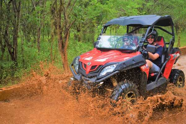Jamwest Motorsports and Adventure Park Jamaican Father's Day Deal - J$10,000 for 2 persons