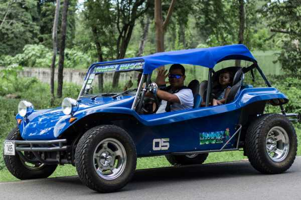 Beach Buggy Tour