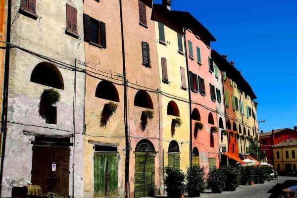 Ravenna Incoming Convention & Visitors Bureau Brisighella in tour