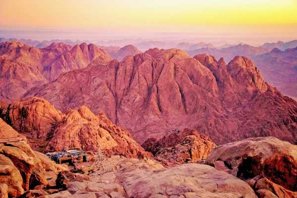 Excursies Egypte Private Airport Transfer from ٍSharm El Sheikh Airport to St Catherine