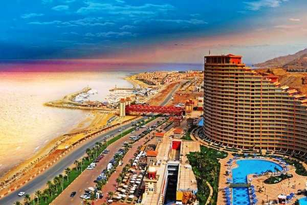 Excursies Egypte Private Airport Transfer from Cairo Airport to Al Sokhna Hotels