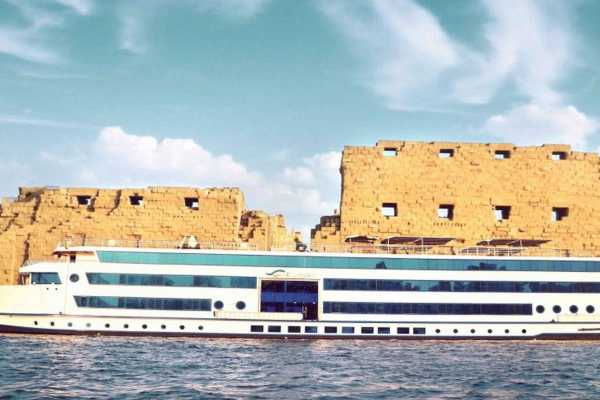 Excursies Egypte 5 Days Nile cruise on Blue shadow from Luxor to Aswan from Hurghada