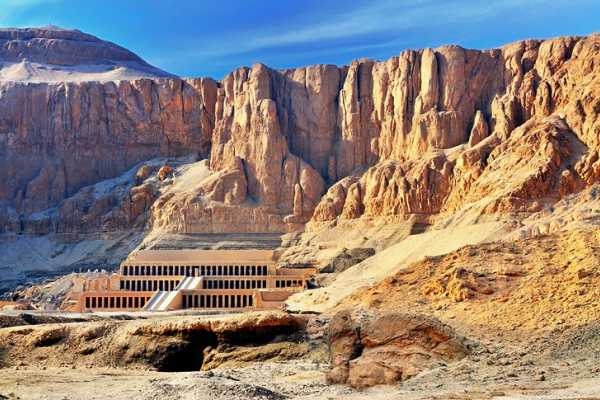 Excursies Egypte Luxor two days tour from Port Ghalib with hotair balloon