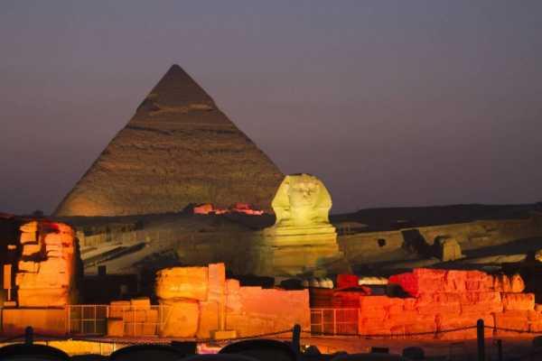 Excursies Egypte 10 DAYS EGYPT TOUR PACKAGE