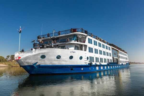 Excursies Egypte 4 DAYS NILE CRUISE FROM ASWAN ON MISS EGYPT
