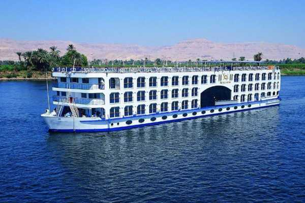 Marsa alam tours 4 Nights Nile Cruise from Luxor to Aswan on Grand Princess