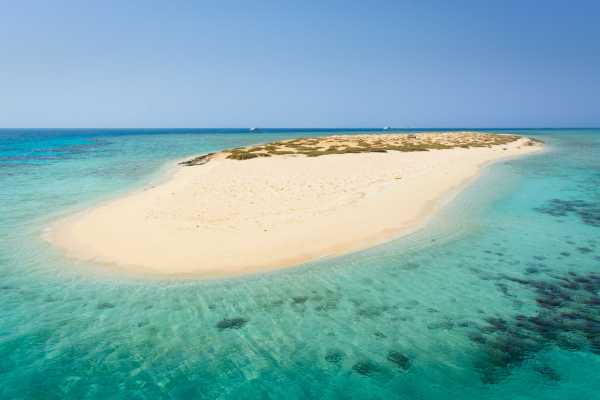 Excursies Egypte SNORKELING TRIP AT HAMATA ISLANDS FROM MARSA ALAM