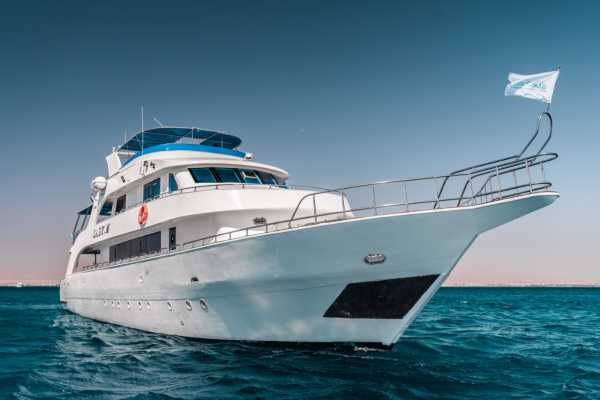 Excursies Egypte Overnight  diving trip to Satayah reef from Marsa Alam