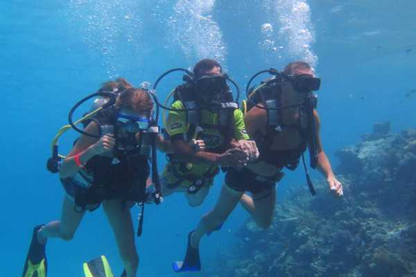 Excursies Egypte Diving trip to portghalib Marsa Mubark  from Marsa Alam