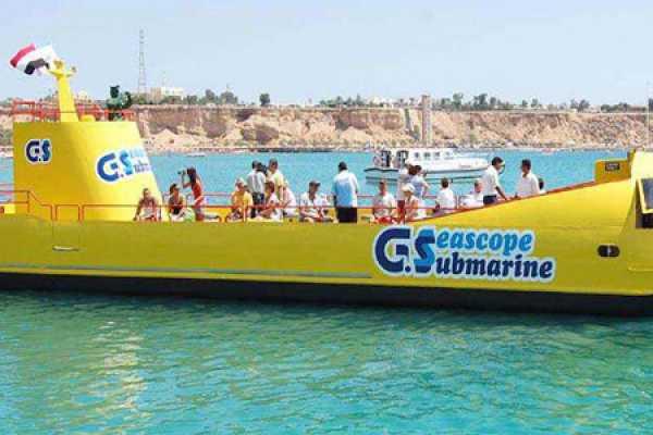 Excursies Egypte SEMI SUBMARINE MARSA ALAM EGYPT RED SEA EXCURSIONS