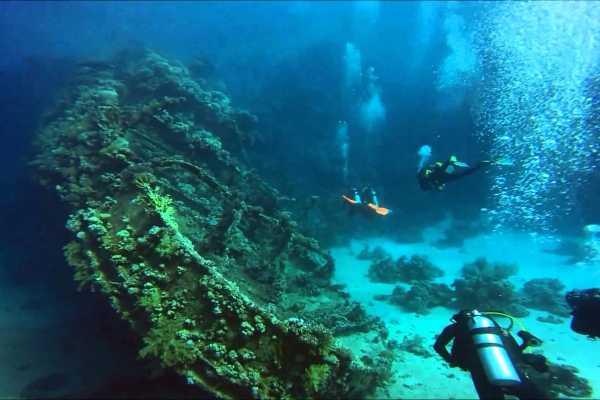 Excursies Egypte NEFERTARI SEASCOPE BOAT MARSA ALAM