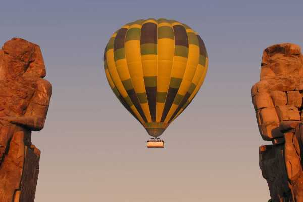 Excursies Egypte Luxor Two Days Tour From El Gouna With Hot Air Balloon