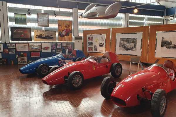 Modenatur Guided tour to Stanguellini Museum