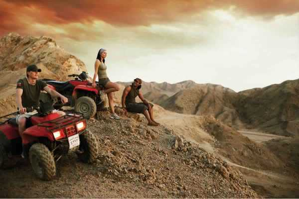 Excursies Egypte Sunset Buggy tour from Soma Bay | Safari Tour from Soma Bay