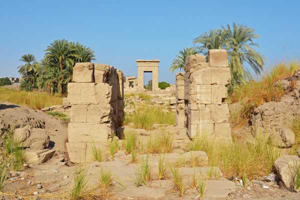 Excursies Egypte Excursion d'une journée à Louxor depuis Sharm El Sheikh en avion