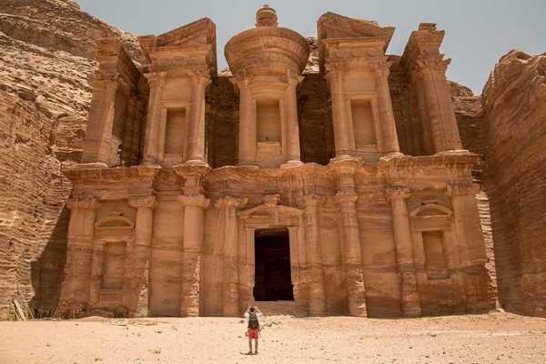 Excursies Egypte Petra tour de Charm el-Cheikh en ferry