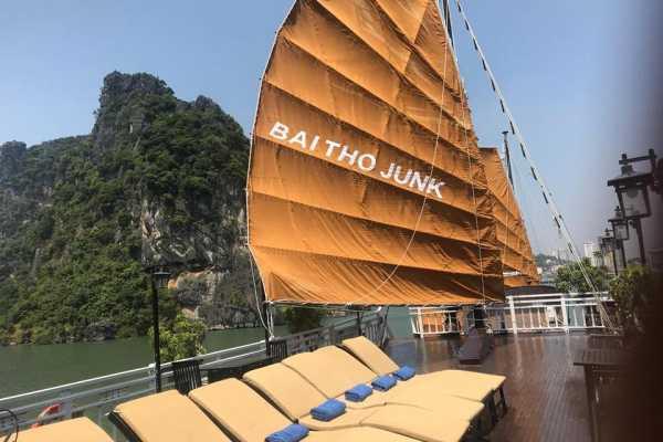 OCEAN TOURS BAI THO Classic 3* one night cruise