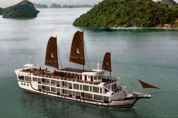 OCEAN TOURS PERLA DAWN 5* one night cruise