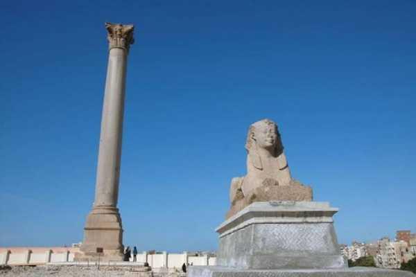 Marsa alam tours Two days trip to Alexandria from Cairo