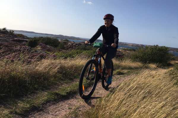 Outdoor West Privat tur - MTB cykel
