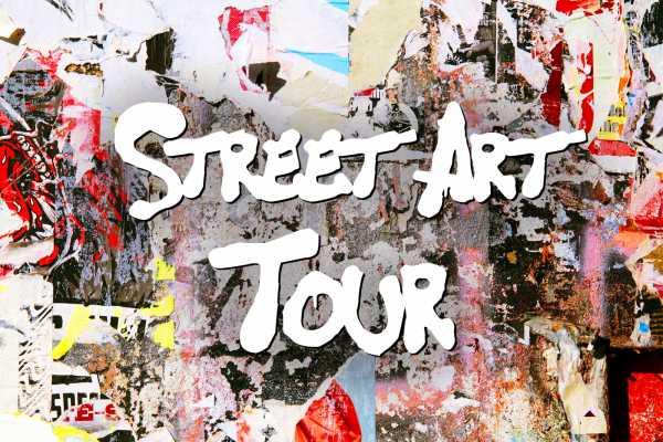 Brewer's Berlin Tours Street Art Tour (auf Deutsch)