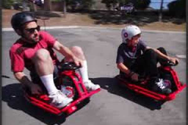 BuggyPark by HB-Adventure Switzerland Crazy Kart mieten: Driften wie Ken Block