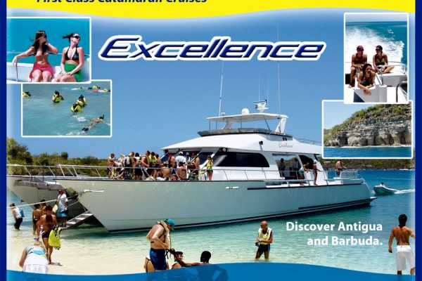 Voyages Antigua Tours & Services Excellence Antigua By Sea