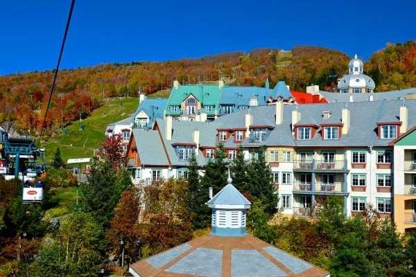 Mont-Tremblant Laurentian Mountains Day Trip